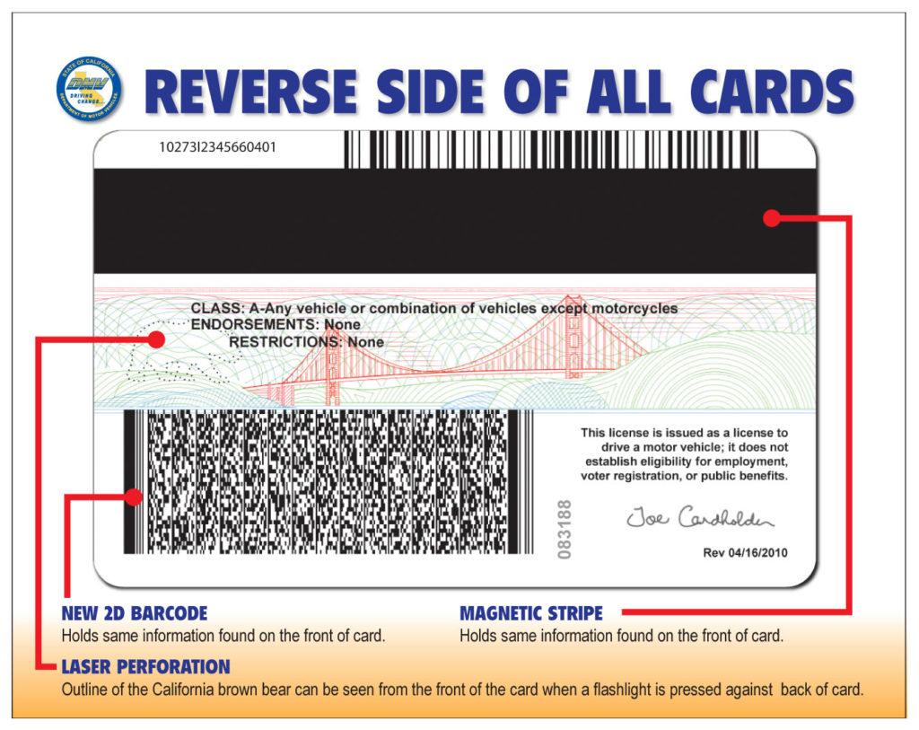 California Driver's License Issue Date