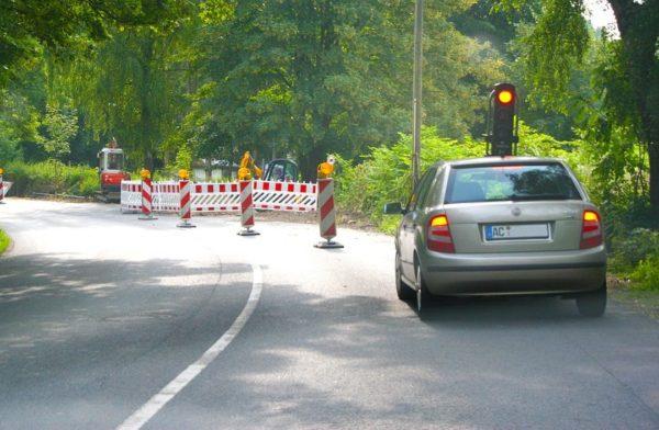 DMV Behind The Wheel Test