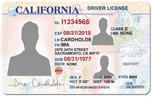 California Driver's License Issue Date