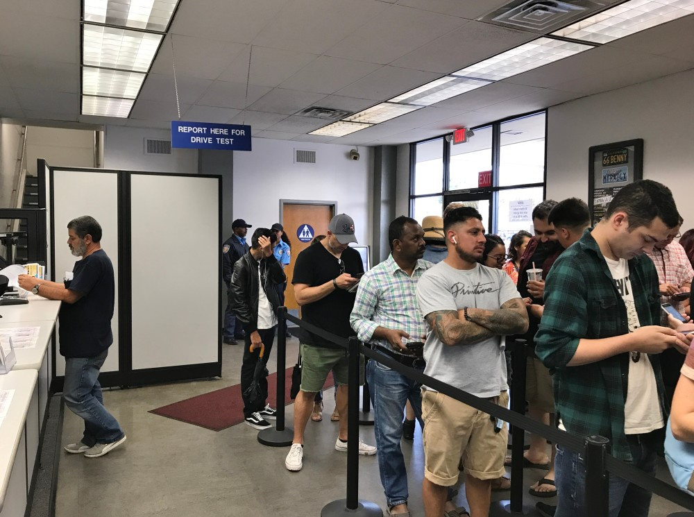 How to get a DMV appointment in California?