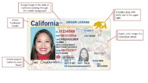 Photo: California DMV