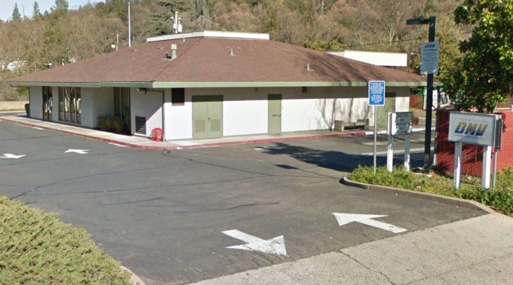 Placerville DMV