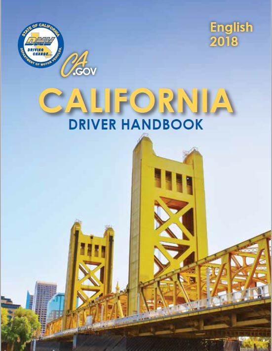 drivers license manual in spanish