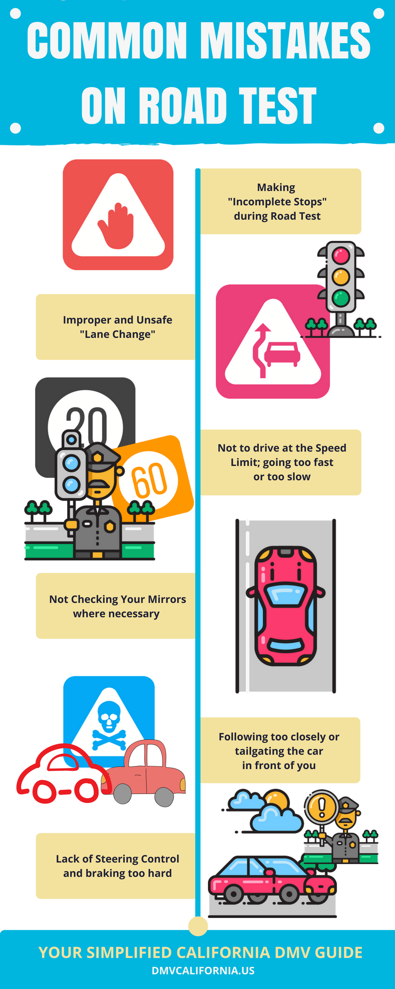 Driving Test Tips That No One Actually Tells You, Secret of Passing Test
