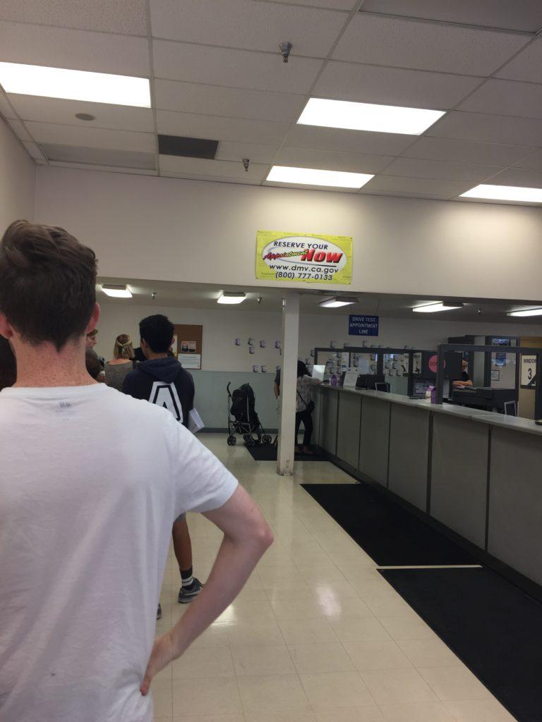 DMV Office