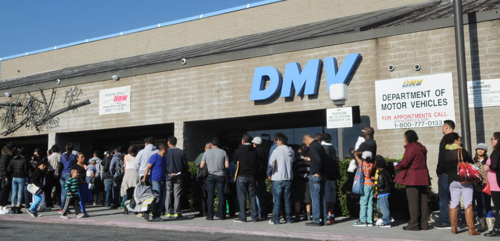 Why is DMV so slow?