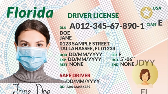 florida state drivers licenses