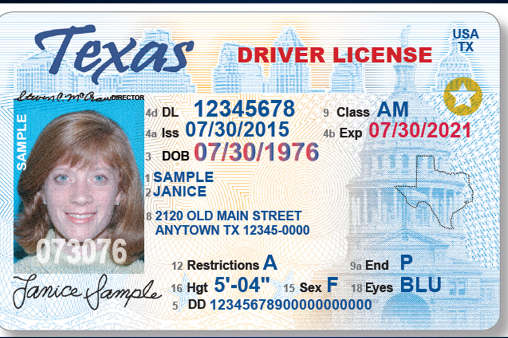 state of texas drivers licenses