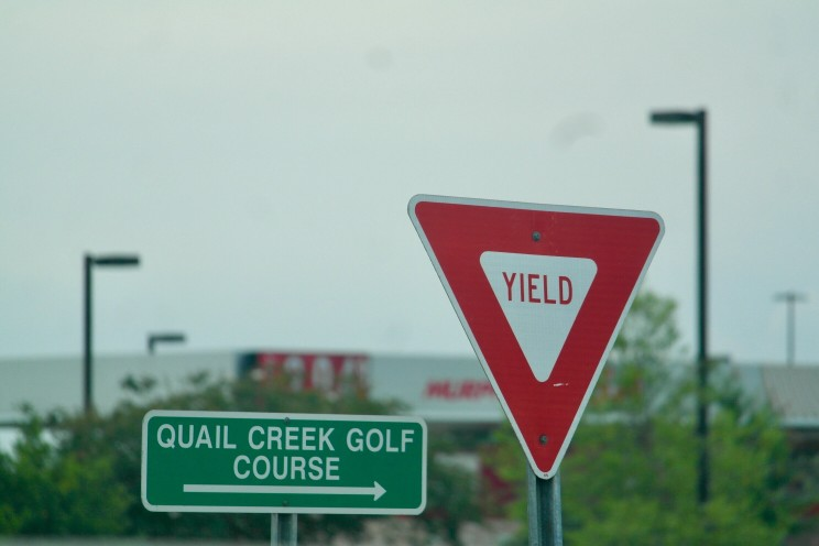 Traffic Signs - Yield Sign